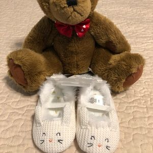 Shoes - New 0-6 month Cloud Island Shoes